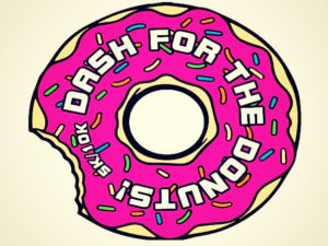 Dash for the Donuts