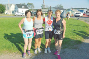 Louisbourg Race through time