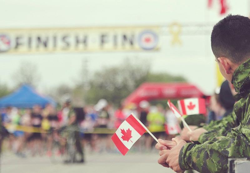 Royal Canadian Air Force Run