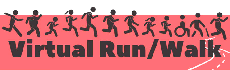 Virtual run and walk Canada